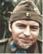 Ian Lavender signed 10x8 colour photograph pictured as Pike in the TV series Dads Army. Good