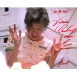 Alien, This visually stunning science fiction horror movie photo signed by actress Veronica
