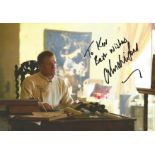 Mark Lewis Jones signed 11 x 8 colour photo (dedicated). Good condition. Good condition. All