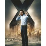 James McAvoy signed 10x8 colour photograph pictured during his role as Charles Xavier / Professor