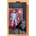 Star Wars, The Black Series miniature action figure of Luke Skywalker. This item is still complete