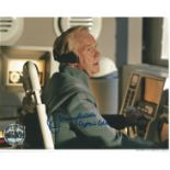 Jeremy Bullock signed 10x8 colour photograph taken during his role as Captain Coleton 2005 Star Wars