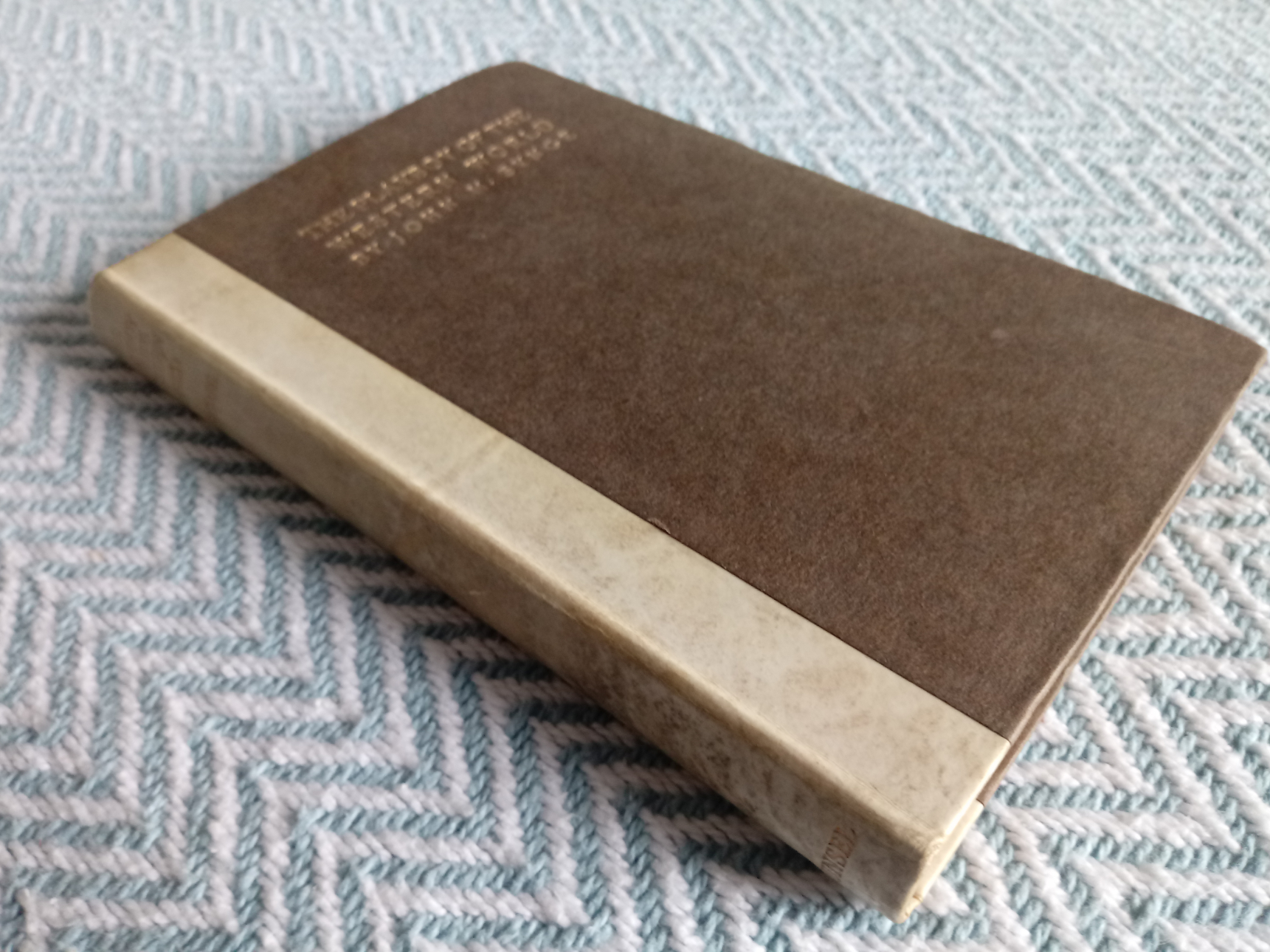 The Playboy Of The Western World A Comedy in three Acts by John M. Synge 132 pages Published 1912
