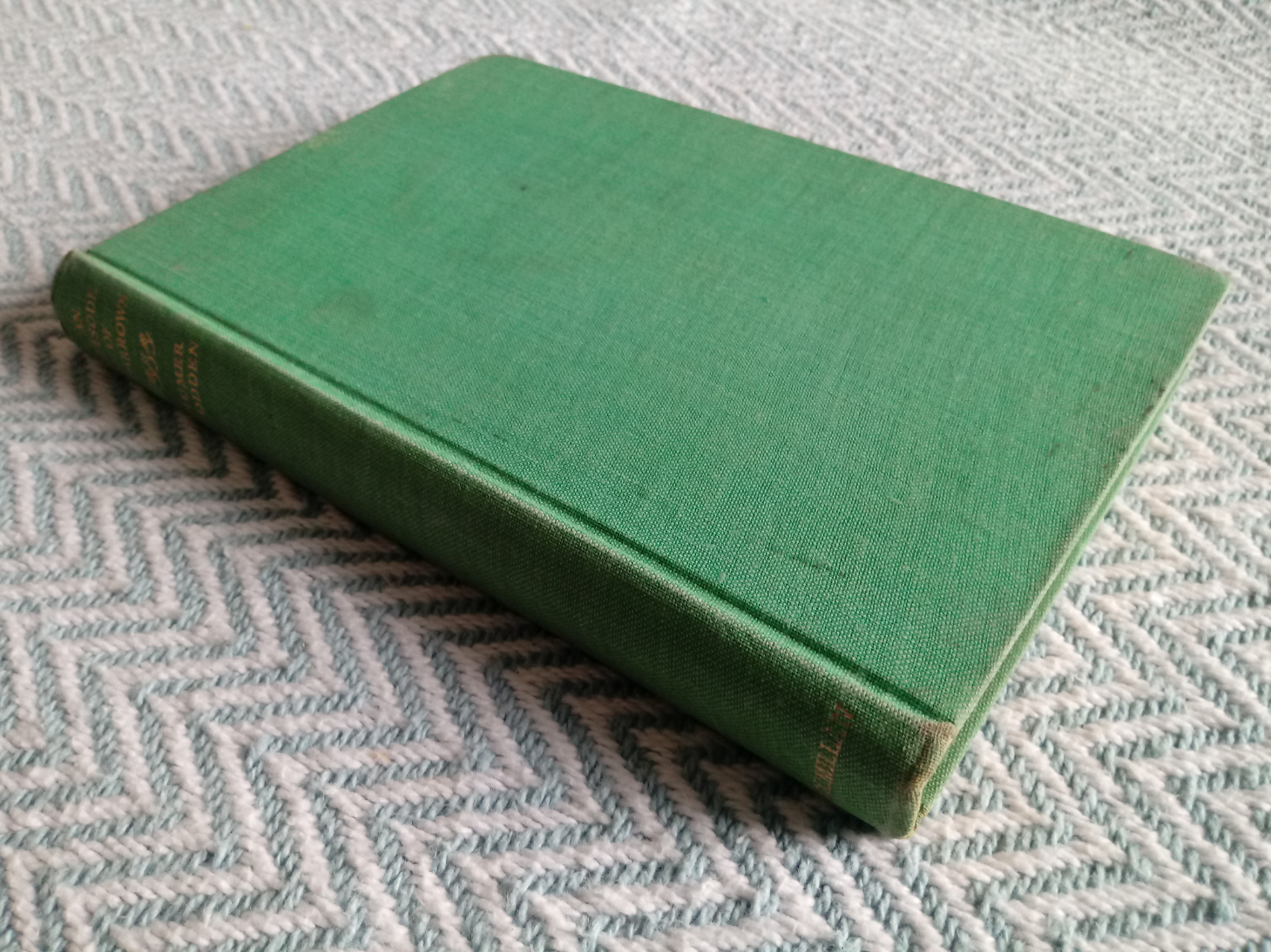 An Episode Of Sparrows by Rumer Godden 264 pages Published 1956 Macmillan & Co Ltd. Showing signs of