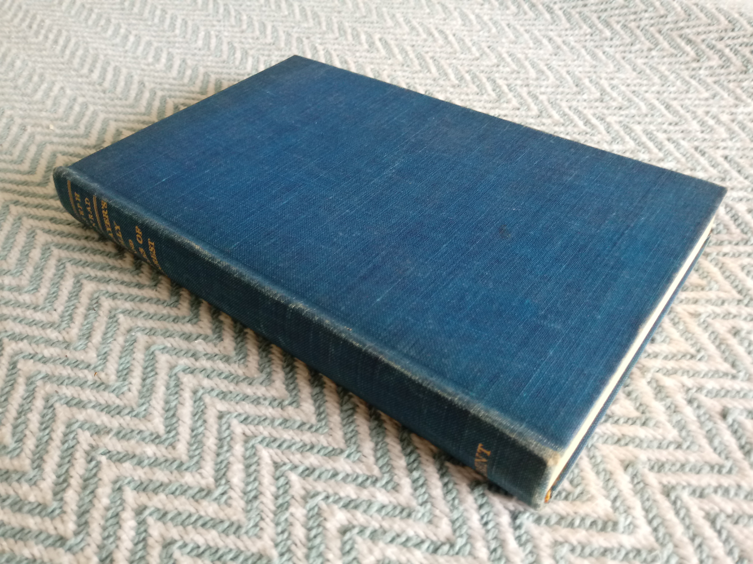 Almayer's Folly A Story of an Eastern River and Tales Of Unrest by Joseph Conrad Hardback book 204