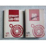 2 x Associazione Italiana Sommeliers books. Metodologia Dell'Abbinamento Cibo-Vino by Pietro