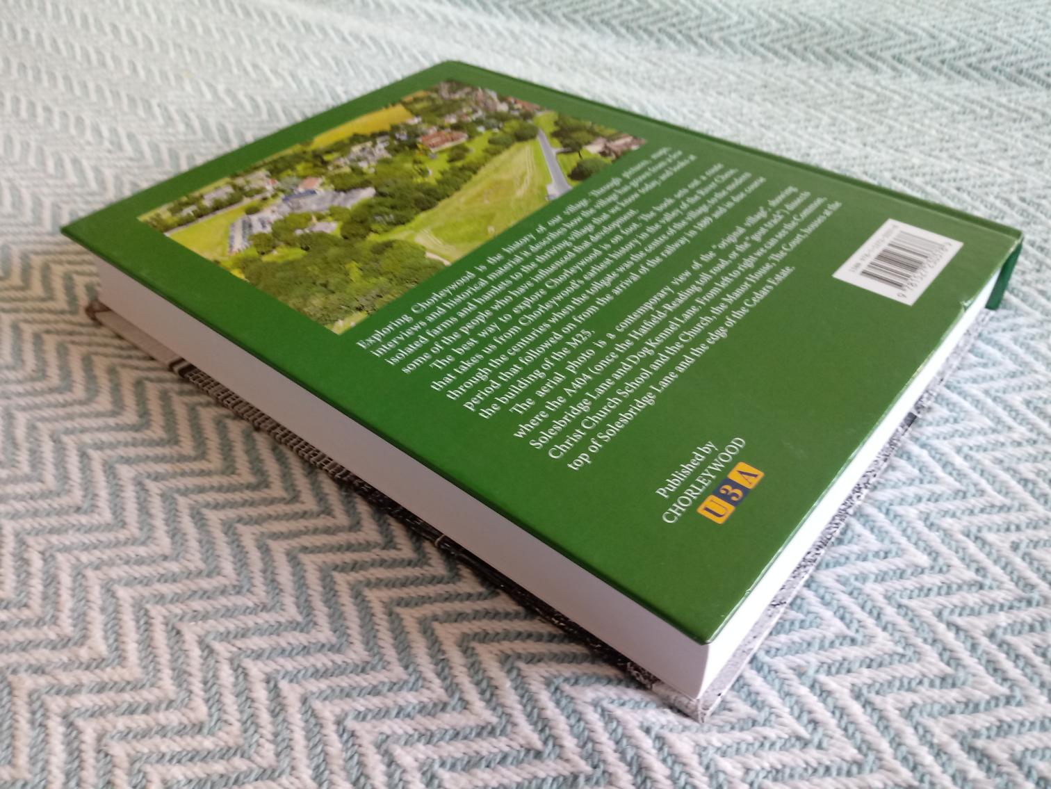 Exploring Chorleywood A Pictorial History by Members of Chorleywood U3A Sue Clark, David - Image 2 of 3