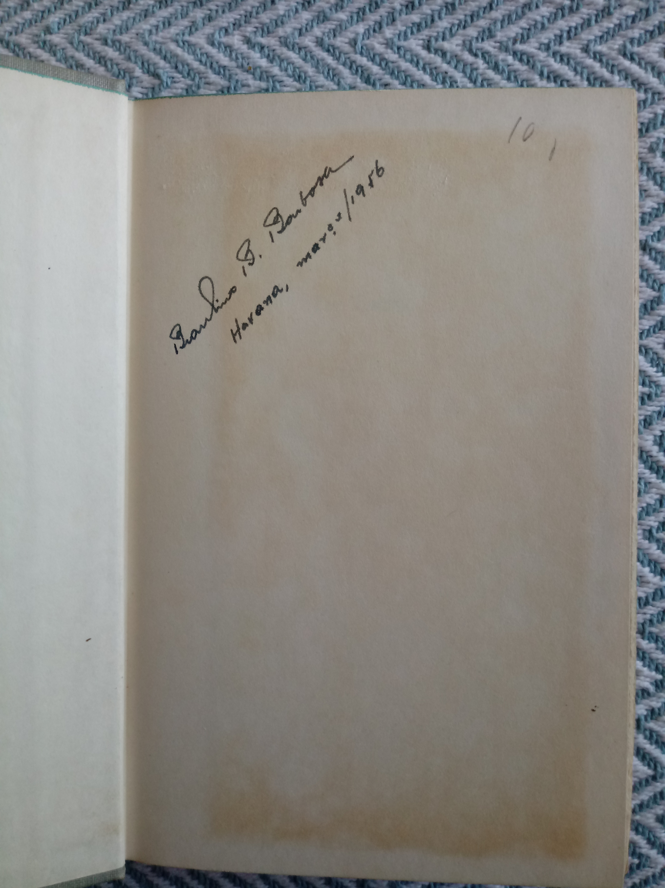 2 x The Tontine Volumes 1&2 by Thomas B. Costain hardback books 465 and 930 pages with inscription - Image 7 of 8