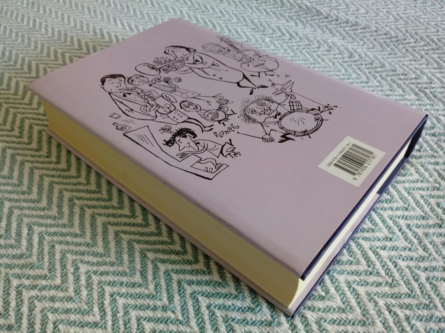 Humphrey Lyttleton Last Chorus An Autobiographical Medley hardback book 447 pages Published 2008 J.