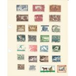 Polish stamp collection on 9 loose pages. Good condition. We combine postage on multiple winning