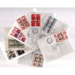Danish cover collection. 8 in total FDI. 1969/1993. Good condition. We combine postage on multiple