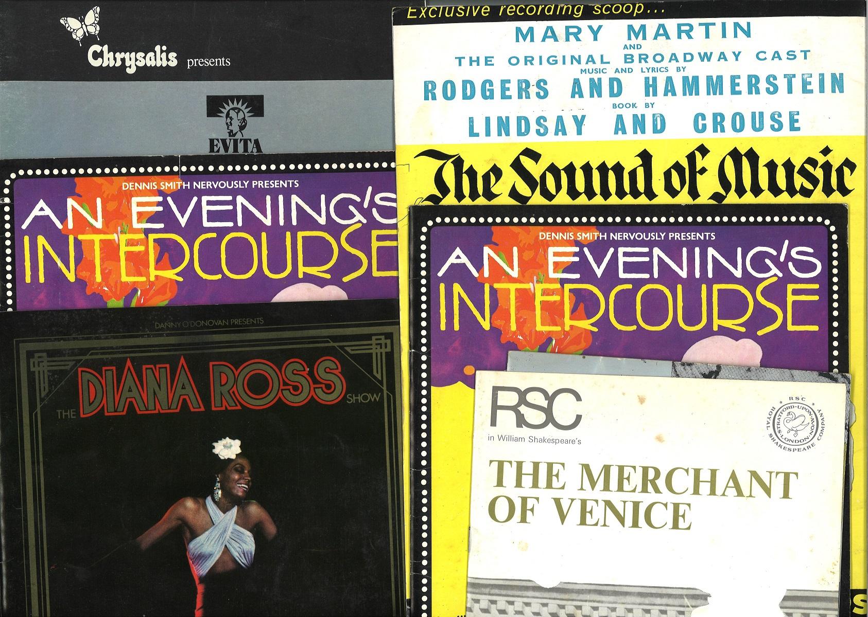 Theatre programme collection 940 onwards includes Jaz Jamboree, Jesus Christ Superstar, Barry - Image 2 of 2
