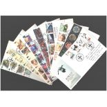 GB FDC collection. 27 included. 1984/1993. Good condition. We combine postage on multiple winning