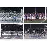 Autographed West Ham United 1980 12 X 8 Photos - Lot Of 4 Signed 12 X 8 Photos Depicting West Ham'
