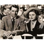 Cary Grant signed 10x8 black and white original RKO Radio Pictures photo pictured in his role in the
