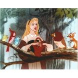 Mary Costa signed 10x8 Sleeping Beauty colour photo inscribed Mary Costa Sleeping Beauty. Mary Costa
