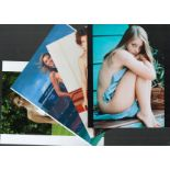 Films Over 30 Glamour 8x10 Photographs Incs. Jodie Foster, Raquel Welch, Angelina Jolie, Ali