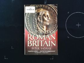 A History Of Roman Britain paperback book by Peter Salway. Published 1997 Oxford University Press