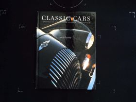 Classic Cars A Celebration of the Motor Car from 1945 to 1975 by Martin Buckley hardback book 256