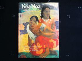 Noa Gauguin Tahiti edited by Nicholas Wadley hardback book 160 pages Published 1985 Phaidon Press