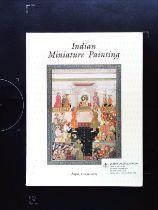Indian Miniature Painting hardback book by Anjan Chakraverty. Published 1996 Tiger Books