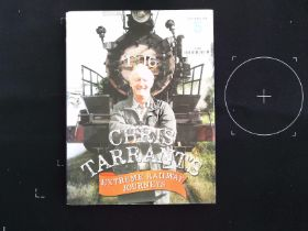 Extreme Railway Journeys hardback book by Chris Tarrant. Published 2016 John Blake ISBN 978-1-