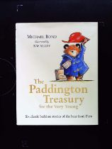 The Paddington Treasury For The Very Young hardback book by Michael Bond Illustrated by R. W. Alley.