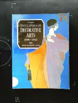 Encyclopaedia Of Decorative Arts 1890-1940 paperback book edited by Philippe Garner. Published