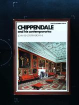 Chippendale And His Contemporaries hardback book by John Kenworthy-Browne. Published 1973 Orbis