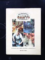 Traditional Crafts In Britain hardback book by Readers Digest1982. First Edition. 312 pages. Dust