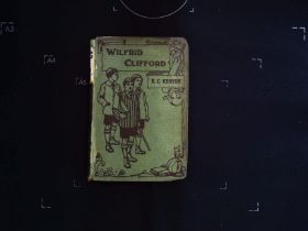 Wilfred Clifford or The Little Knight Again by Edith C. Kenyon hardback book 136 pages with