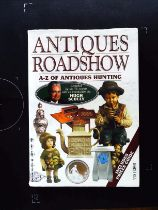 Antiques Roadshow A-Z Of Antiques Hunting hardback book. Published 1998 Boxtree ISBN 0-7522-113-7.