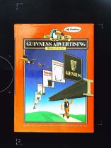 The Book Of Guinness Advertising hardback book by Brian Sibley. Published 1985 Guinness Books ISBN