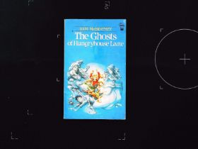 The Ghosts Of Hungryhouse Lane paperback book by Sam McBratney. Published 1998 Scholastic