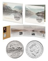 Royal Mint 2020 presentation pack marking the 250th anniversary of the birth of William