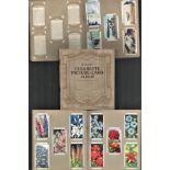 Cigarette card collection. 3 sets. 1939 life in Royal navy 50 cards, 1936 household hints 50 cards