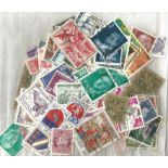 British commonwealth collection. Includes assorted stamps mainly unmounted mint and used. Good