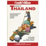 The Best of Thailand travel guide an Andre Gayot Publication. Unsigned boxed paperback book