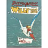 Willy and the Killer Kipper by Jeffrey Archer. Unsigned first edition children's hardback book