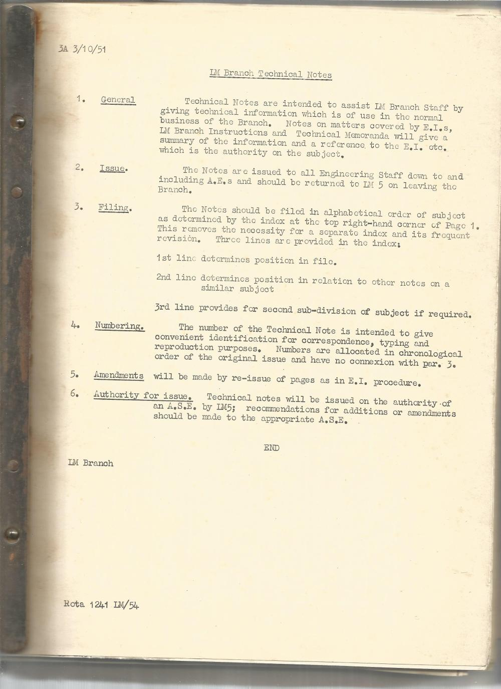 Post Office Engineering Department Technical Instructions Telegraphs Vol 2. Unsigned large reference - Image 2 of 2