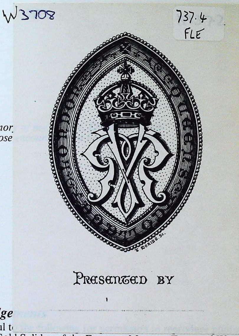Coins and Treasure Trove P. Fleuret edited by D. Birt softback book 16 pages Longman ISBN 0 582 - Image 3 of 3