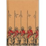 The Siege of Krishnapur by J G Farrell. Unsigned hardback book in cover sleeve published in 2009