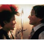 Blowout Sale! Hook Dante Basco hand signed 10x8 photo. This beautiful 10x8 hand signed photo depicts