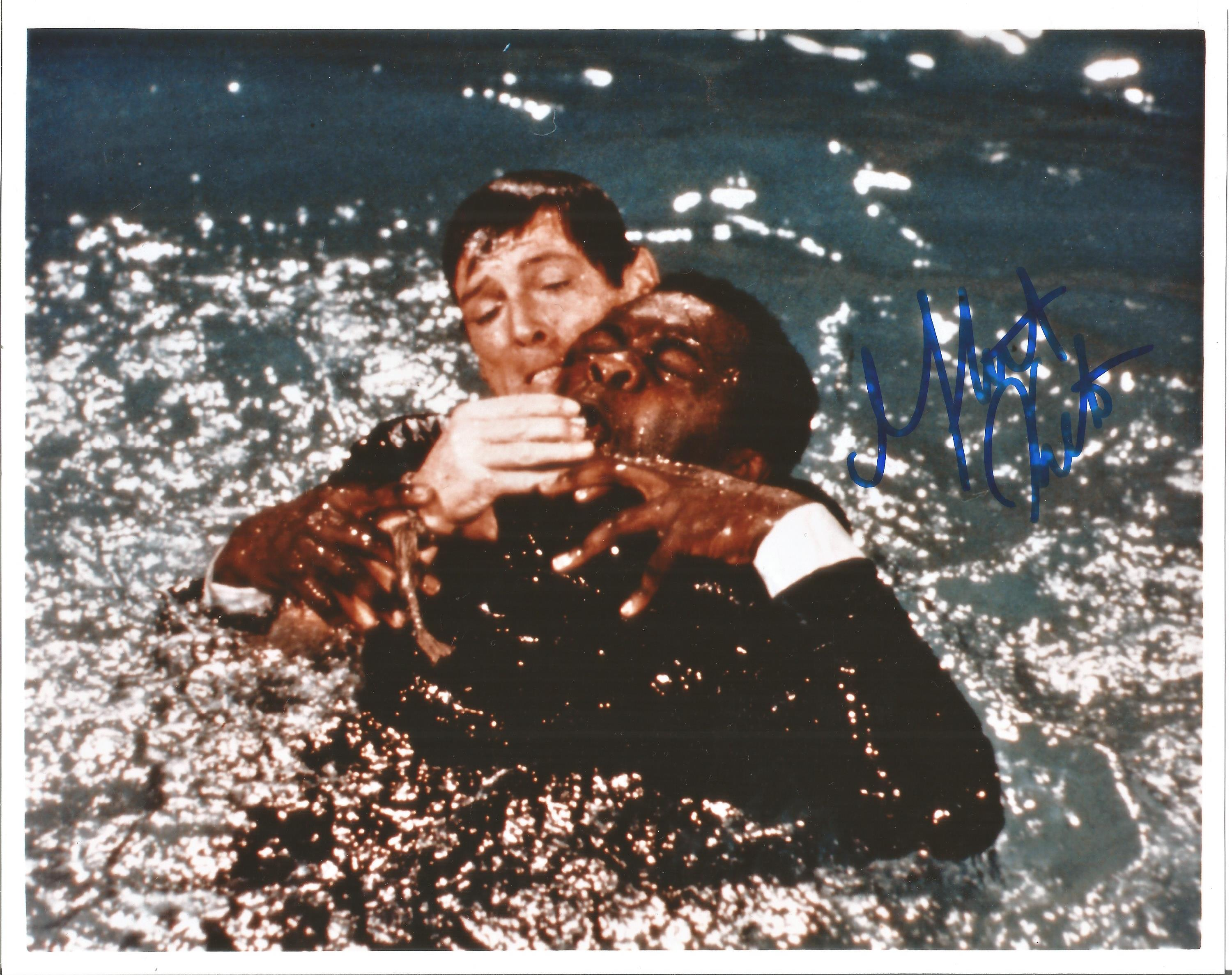 Yaphet Kotto signed 10x8 colour photo pictured as Kananga and Mt Big in the James Bond film Live and