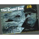 Virginia McKenna signed 16x12 The Cruel Sea colour promo photo. Virginia Anne McKenna, OBE (born 7