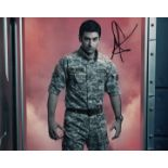 Blowout Sale! Helix Mark Ghanimé hand signed 10x8 photo. This beautiful 10x8 hand signed photo