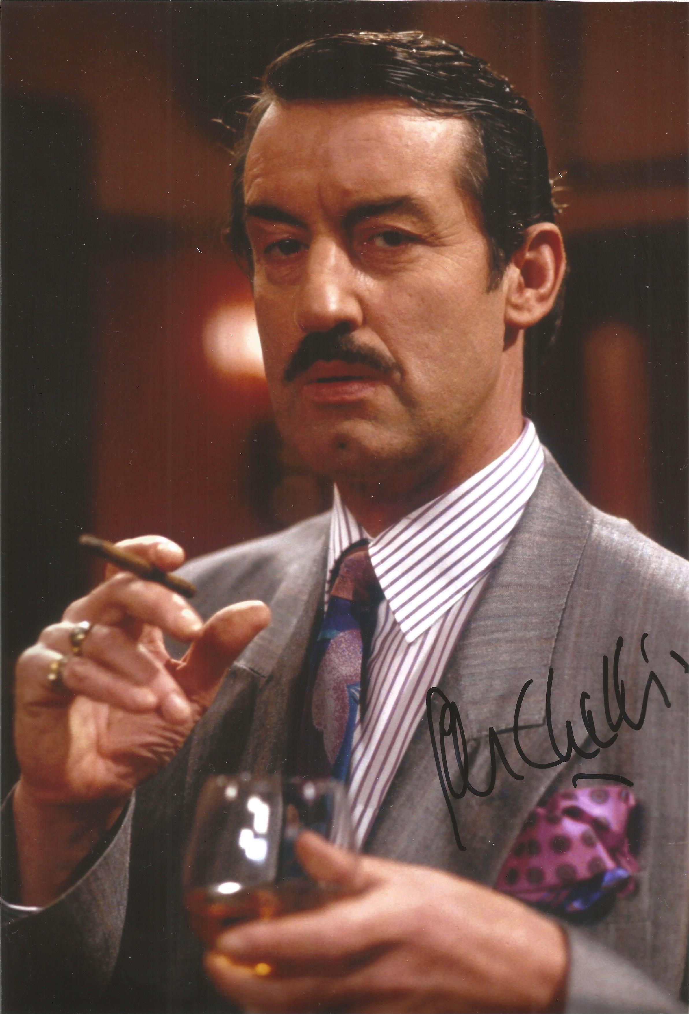 John Challis signed 12x8 Only Fools and Horses colour photo. John Spurley Challis (born 16 August