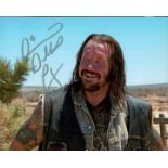 Blowout Sale! Devil's Rejects Diamond Dallas Page hand signed 10x8 photo. This beautiful 10x8 hand