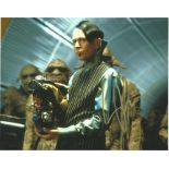 Gary Oldman signed 10x8 colour photo pictured in his role in the film 5th Element. Gary Leonard