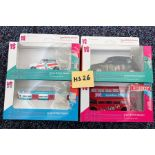 Vintage Toys. London 2012 Olympics, Great British Classics. A Collection of 2012 Olympic Die-cast